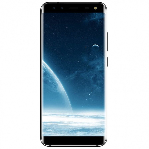 Telefon mobil Leagoo S8, 4G, 3GB RAM, 32GB ROM, Android 7.0, 5.72 inch Full Display, MTK6750T OctaCore,3050mAh,Amprenta 2