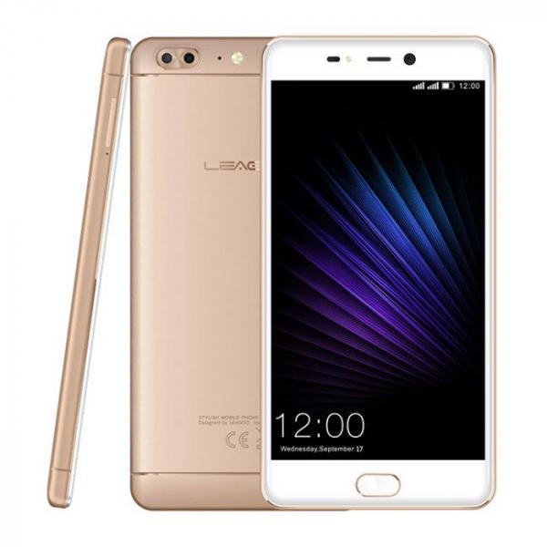 Telefon mobil Leagoo T5C, 4G, 3GB RAM, 32GB ROM, Android 7.0, 5.5 Inch FHD, OctaCore,3000mAh, Amprenta, Dual SIM 4