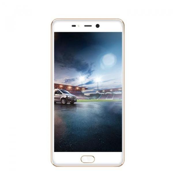 Telefon mobil Leagoo T5C, 4G, 3GB RAM, 32GB ROM, Android 7.0, 5.5 Inch FHD, OctaCore,3000mAh, Amprenta, Dual SIM 2