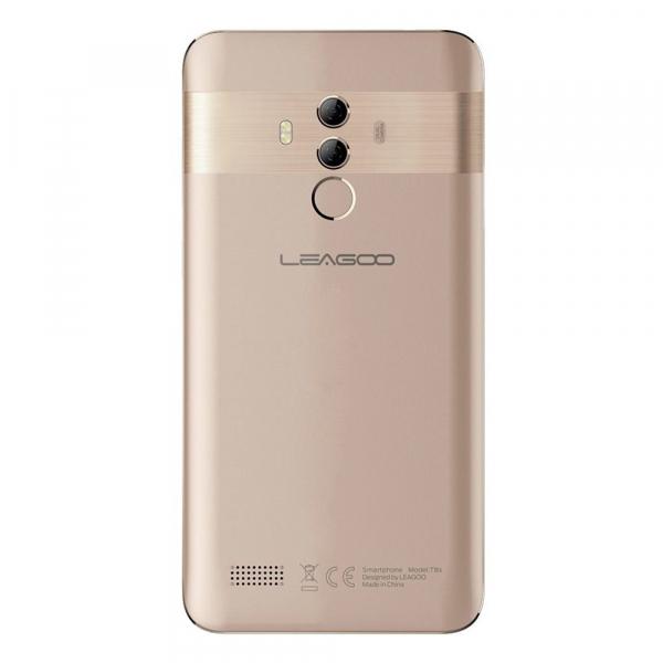 Telefon mobil Leagoo T8S, 4G, 4GB RAM, 32GB ROM, Android 8.1, 5.5 inch, MTK6750T Octa Core, Face ID, Dual SIM 5