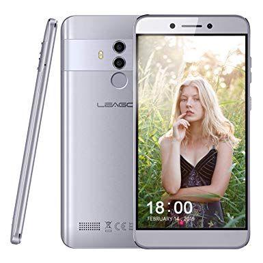 Telefon mobil Leagoo T8S, 4G, 4GB RAM, 32GB ROM, Android 8.1, 5.5 inch, MTK6750T Octa Core, Face ID, Dual SIM 2
