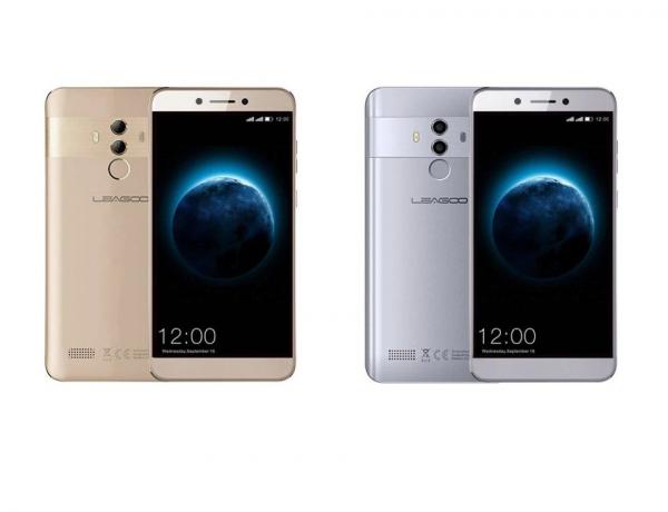 Telefon mobil Leagoo T8S, 4G, 4GB RAM, 32GB ROM, Android 8.1, 5.5 inch, MTK6750T Octa Core, Face ID, Dual SIM 0