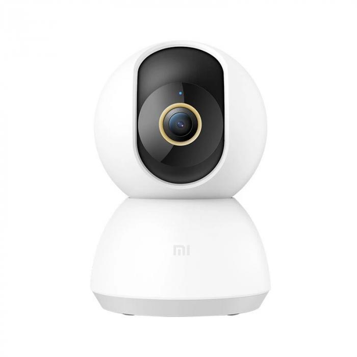 Camera de supraveghere Xiaomi Mi 360 Home Security Camera 2K Alb, 3MP, Panorama, IR, Wi-Fi, Cloud, Slot memorie, Global imagine dualstore.ro 2021