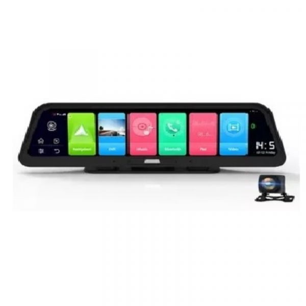 Navigator pentru bord DVR STAR Z68 Plus, 4G, IPS 12inch, MTK6735 QuadCore, 2GB RAM, 32GB ROM, Android 8.1, GPS, ADAS, Wifi, Bluetooth imagine