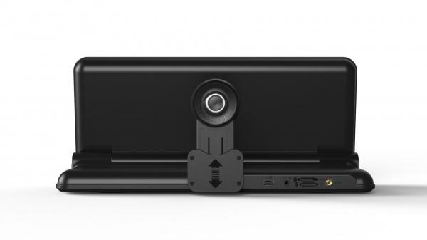 Navigator pentru bord Star E09 DVR 4G, Android 5.0, GPS, 8 inch, 1GB RAM 16GB ROM, Wifi, Bluetooth, Camera fata spate 3