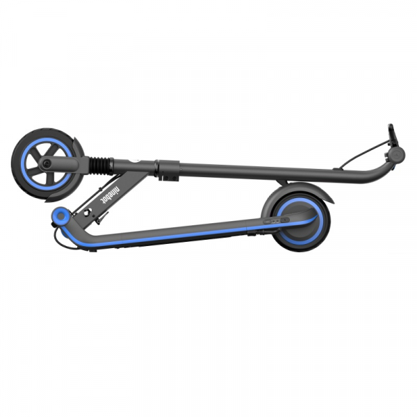 Trotineta electrica pliabila Segway Ninebot eKickScooter Zing E10 Gri, 200W, Autonomie 10km,Viteza maxima 16km/h, IPX4 [1]