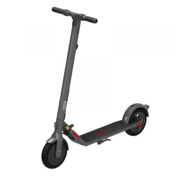 Trotineta electrica pliabila Segway Ninebot KickScooter E22E Gri, Display LED, 300W, Autonomie 22km, Viteza maxima 20km h, Anvelope 9 , IPX4 imagine