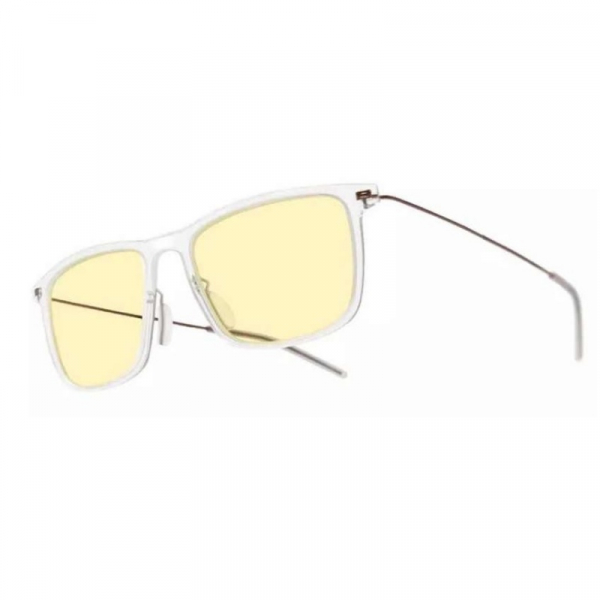 Ochelari de protectie Xiaomi Mi Computer Glasses Pro, UV400, Blocare lumina albastra 50%, Extrem de usori si confortabili, Transparent imagine dualstore.ro 2021
