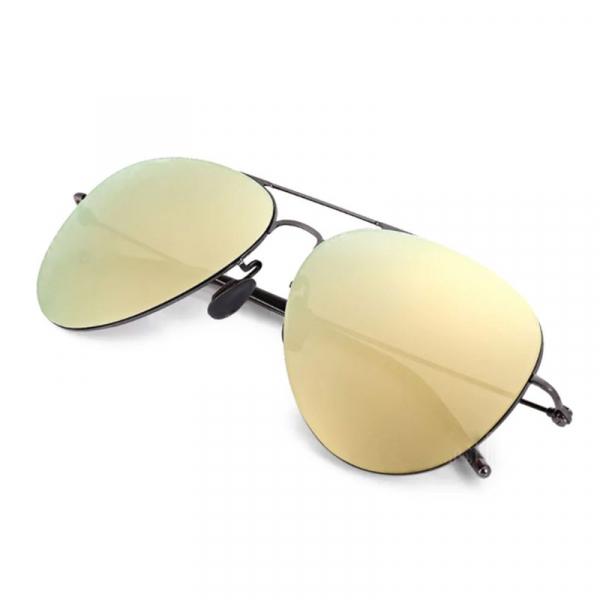 Ochelari de soare colorati polarizati Xiaomi Turok Steinhardt TS, Rame din oțel inoxidabil, Protectie UV, Unisex 6