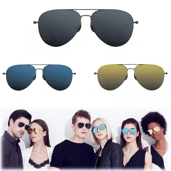 Ochelari de soare colorati polarizati Xiaomi Turok Steinhardt TS, Rame din otel inoxidabil, Protectie UV, Unisex imagine dualstore.ro 2021