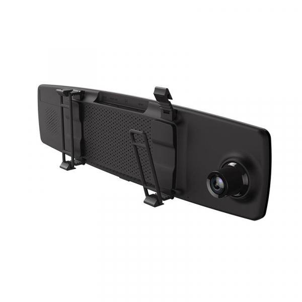 Oglinda retrovizoare DVR Xiaomi YI Dash, Touchscreen 4.3 inch, Camera Spate, Microfon, Full HD, Wireless 1