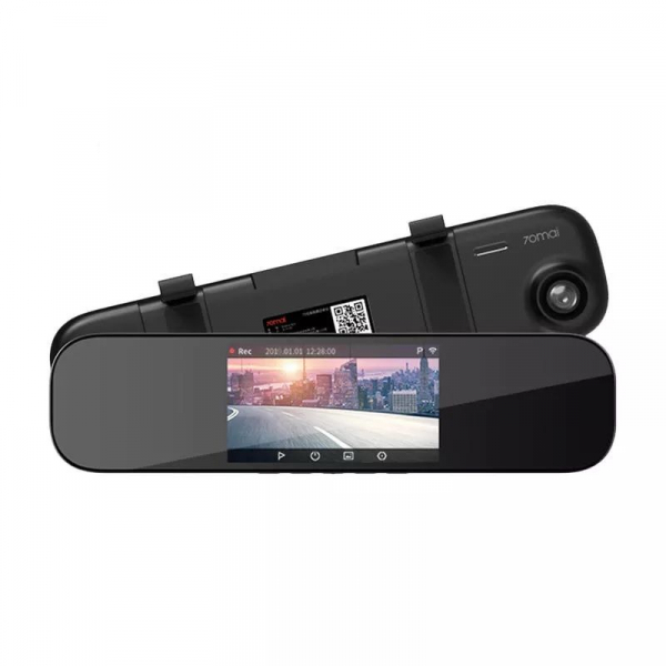 Oglinda retrovizoare smart 70MAI Midrive D04, 5 inch, Wifi, Night Vision, 500 mAh 0