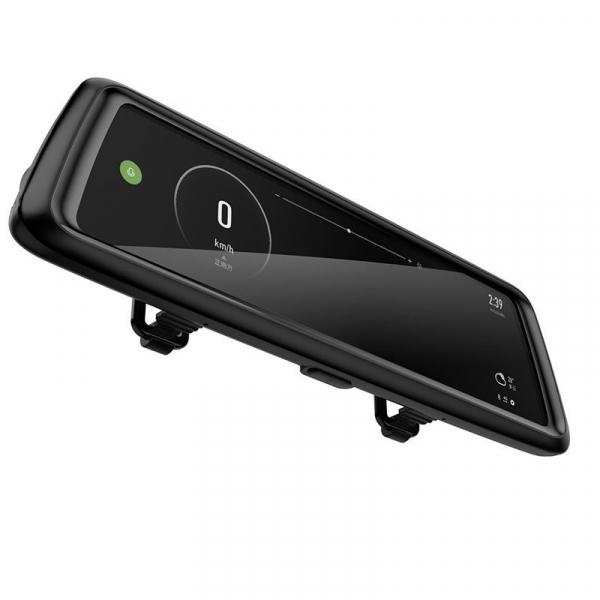 Oglinda Retrovizoare Star Senatel E08 DVR 4G, Android 5.1, GPS, 10 inch, 1GB RAM 16GB ROM, Wifi, Bluetooth,  Camera fata spate 4