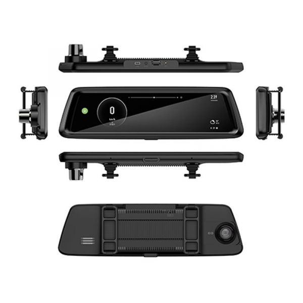 Oglinda Retrovizoare Star Senatel E08 DVR 4G, Android 5.1, GPS, 10 inch, 1GB RAM 16GB ROM, Wifi, Bluetooth,  Camera fata spate 5
