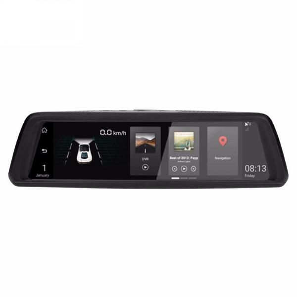 Oglinda retrovizoare Star Senatel V9, 4G, 10 inch, MTK6735, Quad-Core, 2GB RAM, 32GB ROM, Android, GPS, ADAS, Wifi, Night Vision 1