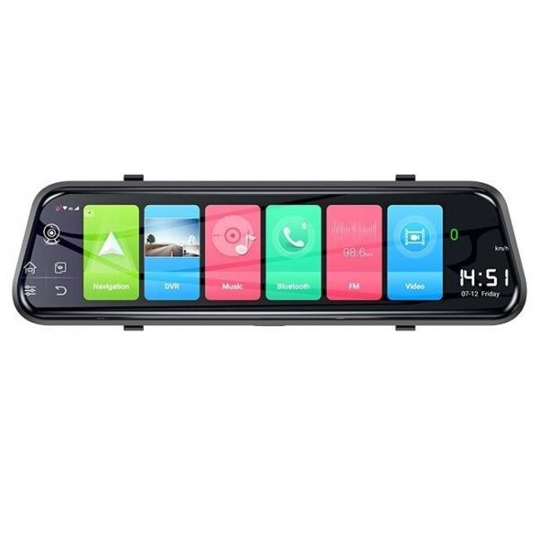 Oglinda retrovizoare STAR Z68, 4G, IPS 12inch, MTK6735 QuadCore, 2GB RAM, 32GB ROM, Android 8.1, GPS, ADAS, Wifi, Bluetooth [1]