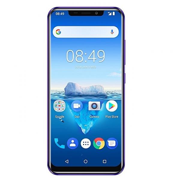 Telefon mobil Oukitel C12 Pro, 6.18 inch 19:9, Android 8.1,MediaTek MT6739 QuadCore, 2GB RAM, 16GB ROM, Face ID, Amprenta, 3300mAh 1
