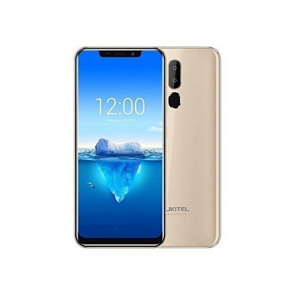Telefon mobil Oukitel C12 Pro, 6.18 inch 19:9, Android 8.1,MediaTek MT6739 QuadCore, 2GB RAM, 16GB ROM, Face ID, Amprenta, 3300mAh 5