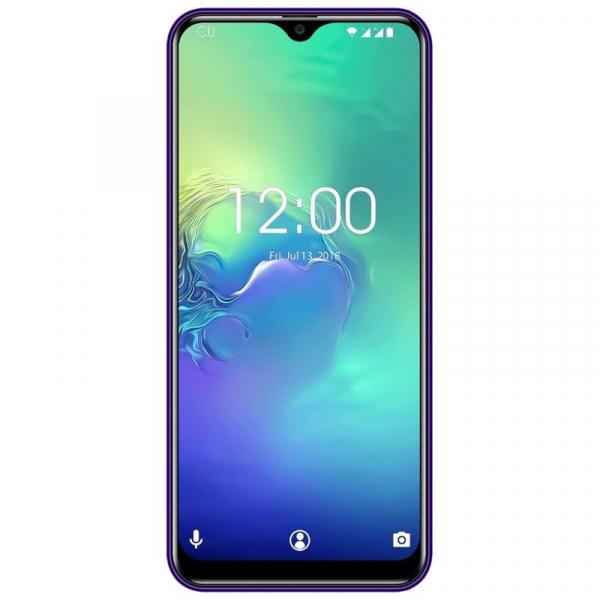 Telefon mobil Oukitel C15 Pro+, IPS 6.09inch,3GB RAM, 32GB ROM, Android 9.0, QuadCore, Face ID, Amprenta, Dual SIM 2