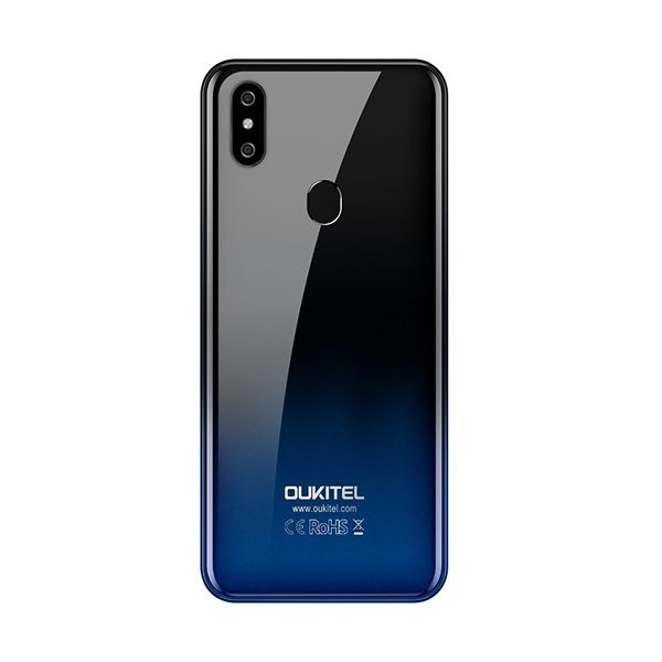 Telefon mobil Oukitel C15 Pro+, IPS 6.09inch,3GB RAM, 32GB ROM, Android 9.0, QuadCore, Face ID, Amprenta, Dual SIM 13