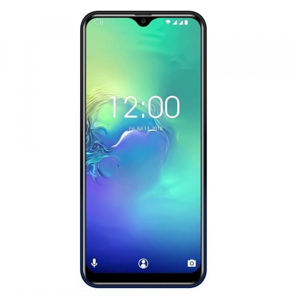 Telefon mobil Oukitel C15 Pro+, IPS 6.09inch,3GB RAM, 32GB ROM, Android 9.0, QuadCore, Face ID, Amprenta, Dual SIM 6