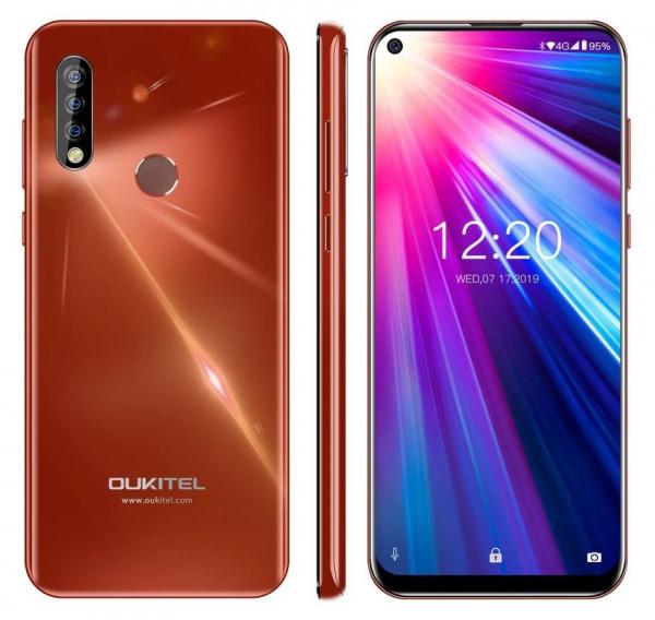 Telefon mobil Oukitel C17,IPS 6.35 inch, 3GB RAM, 16GB ROM, Android 9.0, MT6763, ARM Mali-G71 MP2, Octa Core,3900mAh, Dual Sim 12