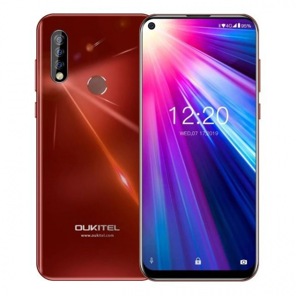 Telefon mobil Oukitel C17,IPS 6.35 inch, 3GB RAM, 16GB ROM, Android 9.0, MT6763, ARM Mali-G71 MP2, Octa Core,3900mAh, Dual Sim 9
