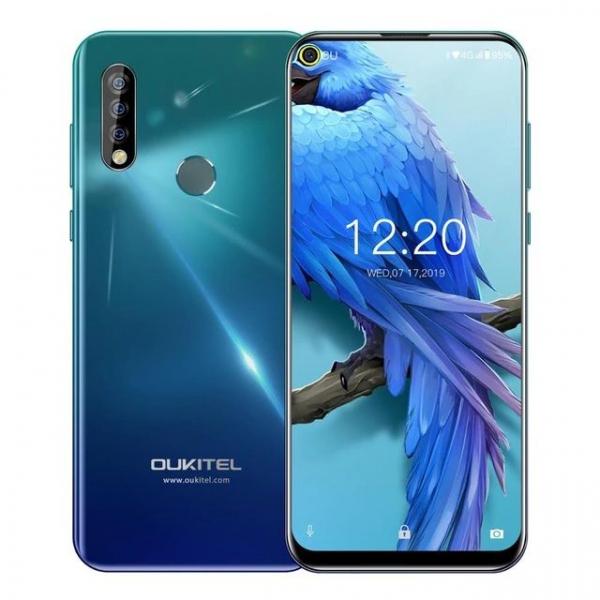 Telefon mobil Oukitel C17,IPS 6.35 inch, 3GB RAM, 16GB ROM, Android 9.0, MT6763, ARM Mali-G71 MP2, Octa Core,3900mAh, Dual Sim 5