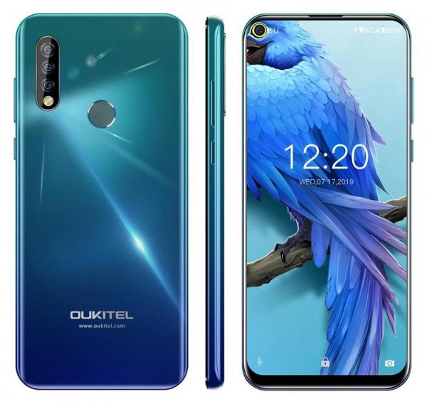 Telefon mobil Oukitel C17,IPS 6.35 inch, 3GB RAM, 16GB ROM, Android 9.0, MT6763, ARM Mali-G71 MP2, Octa Core,3900mAh, Dual Sim 8