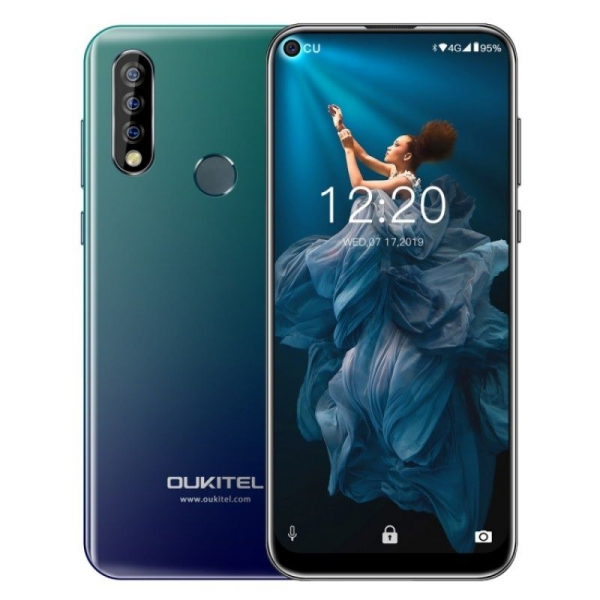 "Telefon mobil Oukitel C17Pro, 4GB RAM, 64GB ROM, Android 9.0, MediaTek Helio P23,ARMMali-G71 MP2, Octa Core, IPS 6.35"", 3900mAh, Dual SIM 7"