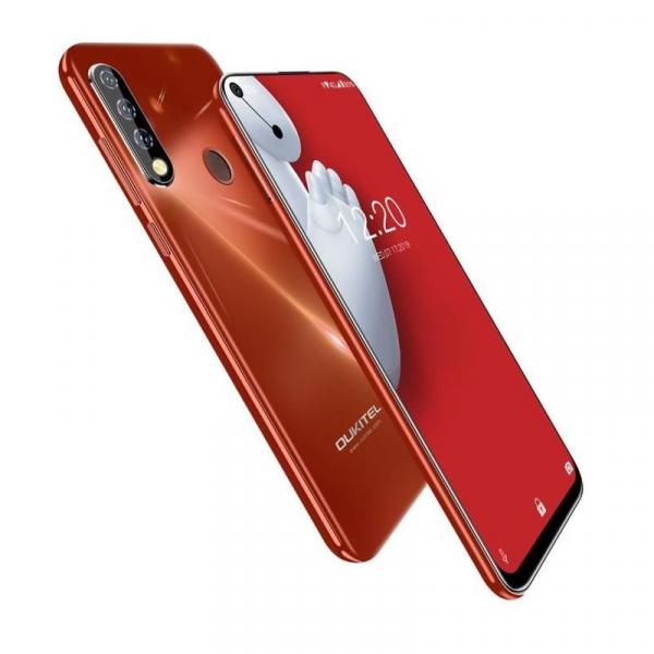 "Telefon mobil Oukitel C17Pro, 4GB RAM, 64GB ROM, Android 9.0, MediaTek Helio P23,ARMMali-G71 MP2, Octa Core, IPS 6.35"", 3900mAh, Dual SIM 6"