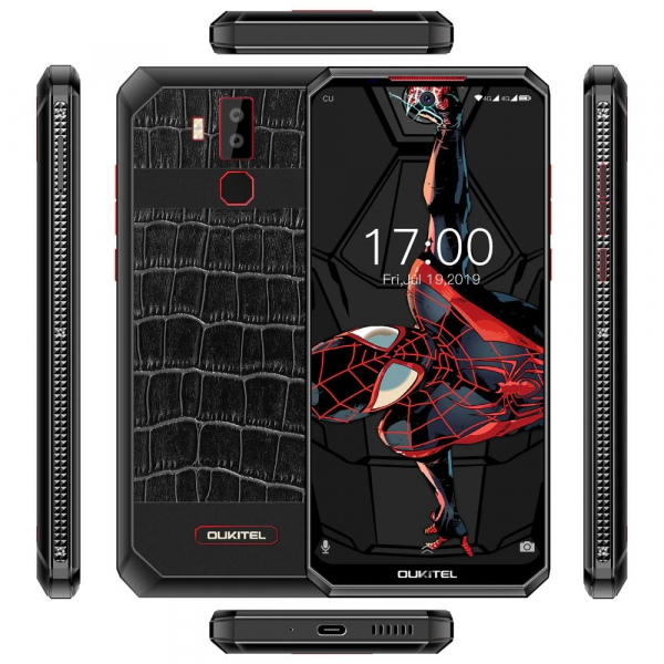Telefon mobil Oukitel K13 Pro, IPS 6.41inch, 4GB RAM, 64GB ROM, Android 9.0,Helio P22 OctaCore,PowerVR GE8320, 11000mAh, Dual SIM 7