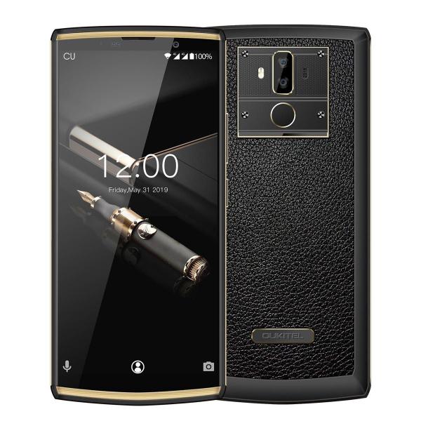 Telefon mobil Oukitel K7 Pro,IPS 6.0 inch, 4GB RAM, 64GB ROM, Android 9.0, Helio P23, ARM Mali-G71 MP2, Octa Core,10000 mAh, Dual Sim 0