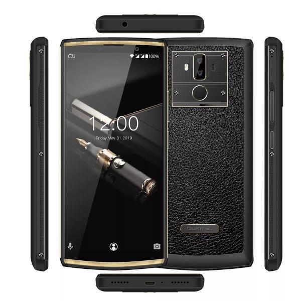 Telefon mobil Oukitel K7 Pro,IPS 6.0 inch, 4GB RAM, 64GB ROM, Android 9.0, Helio P23, ARM Mali-G71 MP2, Octa Core,10000 mAh, Dual Sim 6