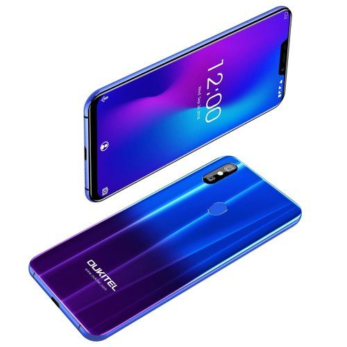 Telefon mobil Oukitel U23, 6.18 inch Notch Display, Android 8.1, MTK6763T Helio P23 OctaCore, 6G RAM,64G ROM, Incarcare Wireless, Face ID 2