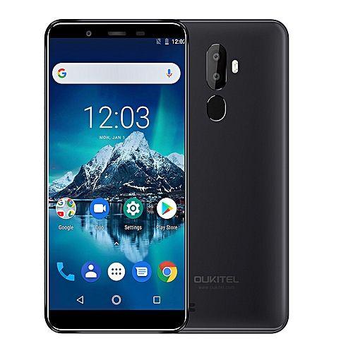 Telefon mobil Oukitel U25 Pro, 5.5 inch Display, 4GB RAM, 64GB ROM, Android 8.1, MTK6750T OctaCore, 13MP+2MP/5MP,Amprenta, Dual SIM 3