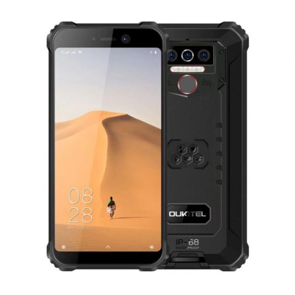 Telefon mobil Oukitel WP5 Lite,IPS 5.5inch, 3GB RAM, 32GB ROM, Android 9.0, Helio A22, PowerVR GE8320, Dual SIM,Quad Core, 8000mAh 1