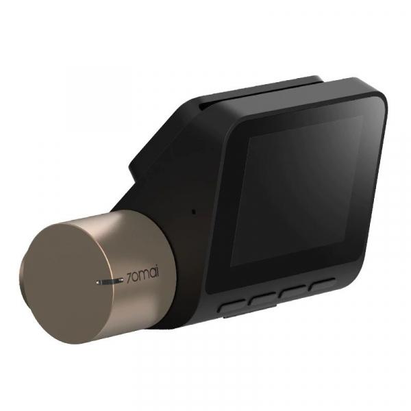 Pachet camera auto Xiaomi 70Mai Midrive D08 Dash Cam Lite + Modul GPS D03, 1080p, Wifi, Inregistrare 130 grade, Giroscop, 500mAh 4