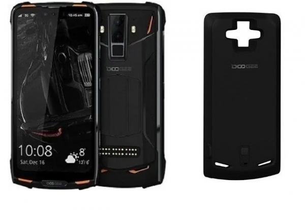 Pachet telefon mobilmodularDoogee S90 Android 8.1 OctaCore 6GB RAM 128GB ROM Waterproof + Modul baterie 5000mAh 0