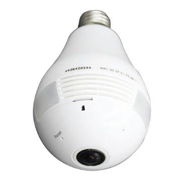 Panoramic Camera B3L, 3 MP, Camera Tip Bec , cu iluminare, Alarma, unghi de vizualizare de 360 grade, Wireless, AP - DualStore 2