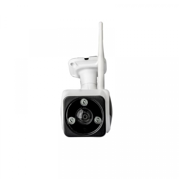 Panoramic Camera V380, 2 MP, Unghi de vizualizare 180 grade, Wireless, Night Vision Microfon, Difuzor, Slot Card 3