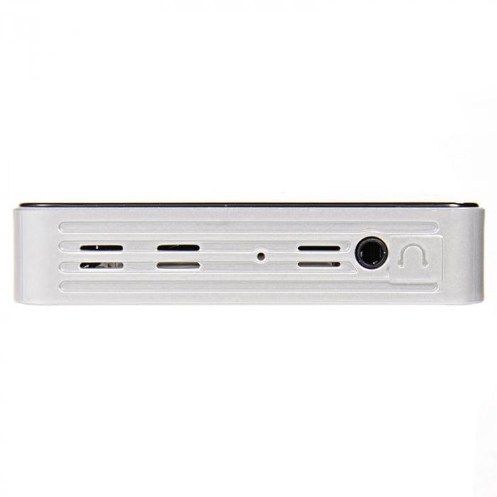 Mini proiector portabil DLP CSQ C6 1/8 Negru [2]