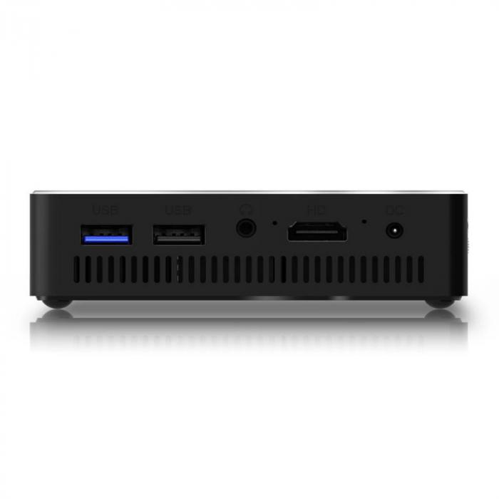 Mini Proiector portabil DLP CSQ C9 Plus 2/16 Negru [3]