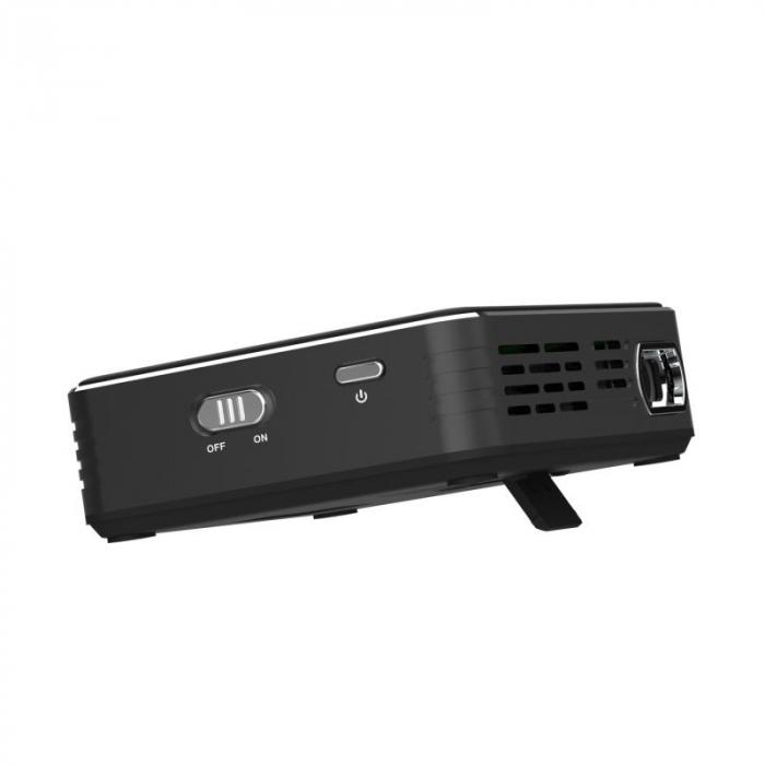 Mini proiector portabil DLP CSQ C99 2/16 Negru [2]