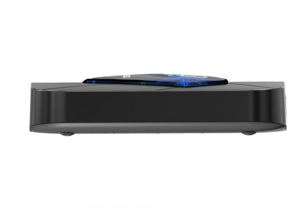 R-TV BOX X10 PRO Smart Media Player, 3D, 4K HDR, RAM 4GB, ROM 64GB, Android 8.1, Quad Core 8