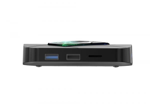 R-TV BOX X10 PRO Smart Media Player, 3D, 4K HDR, RAM 4GB, ROM 64GB, Android 8.1, Quad Core 10
