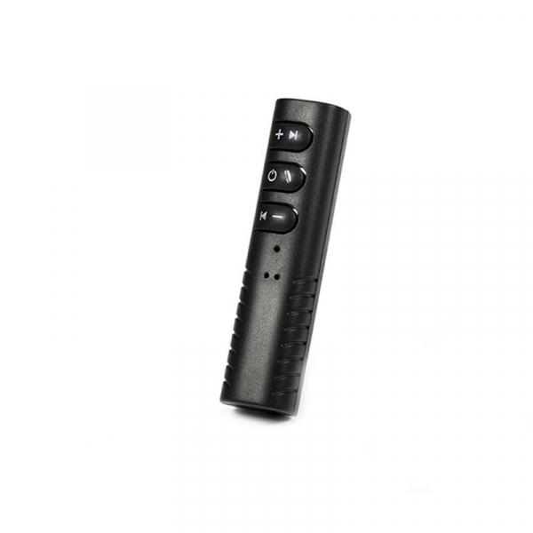 Receptor audio Bluetooth fără fir Adaptor pentru căști, Adaptor pentru muzica in mașină Receptor Aux 2