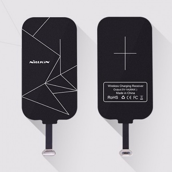 Receptor incarcare wireless Nillkin Magic Tags (micro,tip c, lightning) 2
