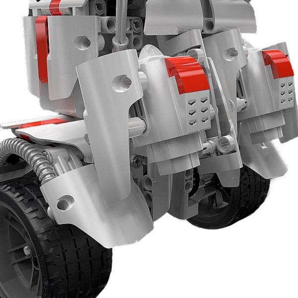 Robot Xiaomi Mitu Building Block Bluetooth Mobile Control Toy 3