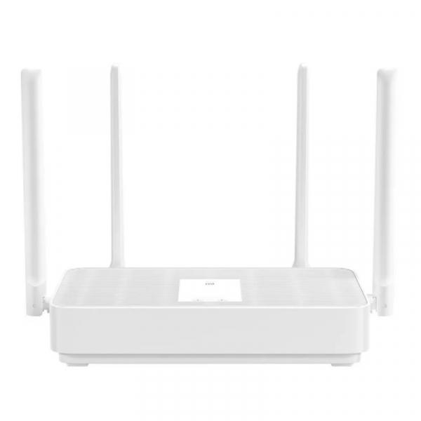 Router Wi-Fi Xiaomi Mi Router AX1800 Global, Wi-Fi 6, 5Ghz, Gigabit, Dual Band, 256MB RAM, WPA3, Qualcomm A53, 5 Core, OFDMA, MU-MIMO